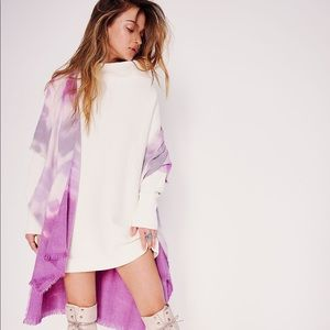 Free People Ottoman Slouchy Tunic | Off White